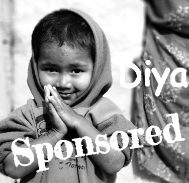 Diya is sponsored