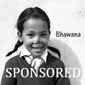 Bhawana is sponsored