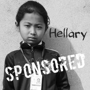 Hellary is Sponsored