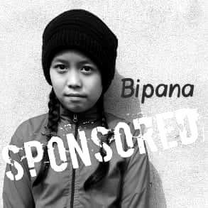 Bipana is sponsored