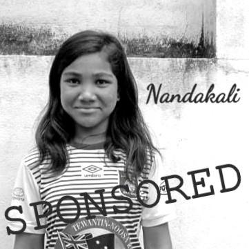 Nandakali is sponsored