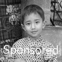 Parinsh is sponsored