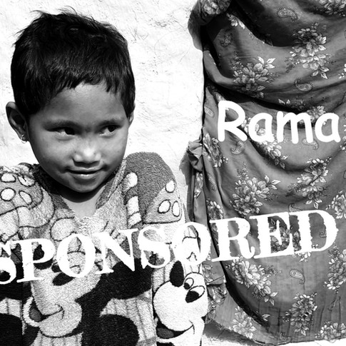 Rama is Sponsored