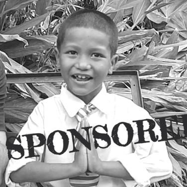 Simon is sponsored