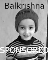 Balkrishna is Sponsored