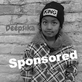Deepsika is proudly sponsored by Michael and Emily
