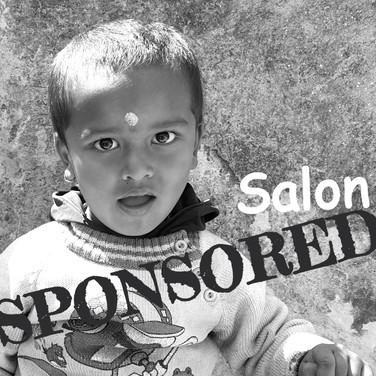 Salon is sponsored