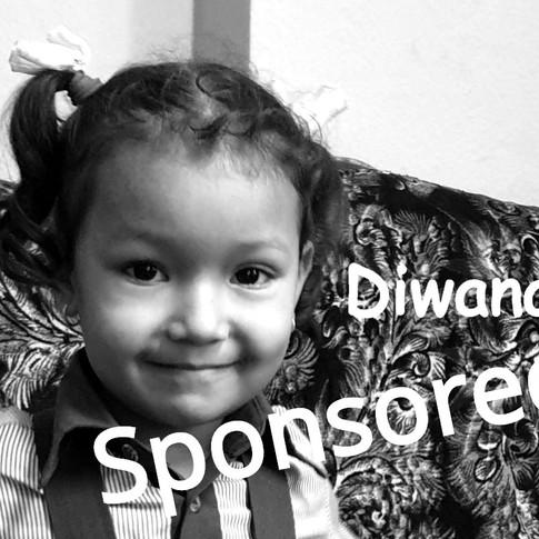 Diwana is sponsored