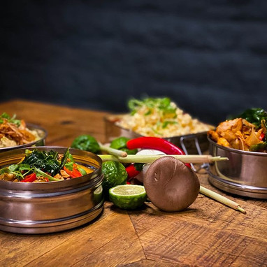 Last weekend of our Pop up Thai kitchen