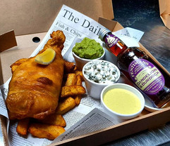 Happy friday, we are delivering! Treats from the Old Hall and the Paper Mill delivered to