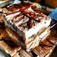 On the menu tonight. Boozy chocolate tiramisu. Overs 18s only!.jpg