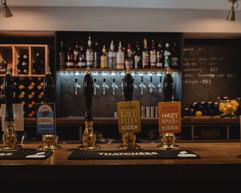 New old hall bar