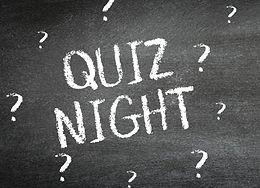 Sunday Quiz Night