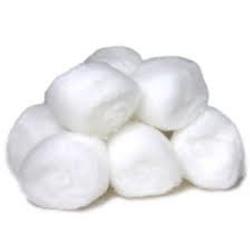 Cotton Ball Relay
