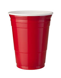 Solo Cup Tower