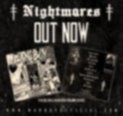 NIGHTMARES OUT NOW
