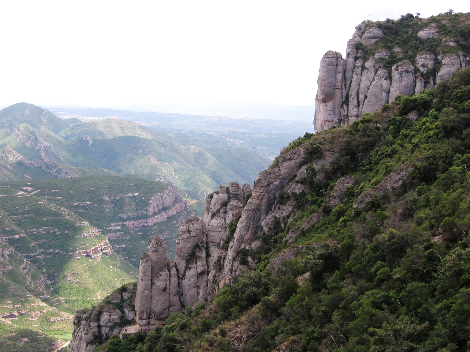 Spain Montserrat view 2009 369.jpg