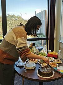 Tianhan cut cake.jpeg