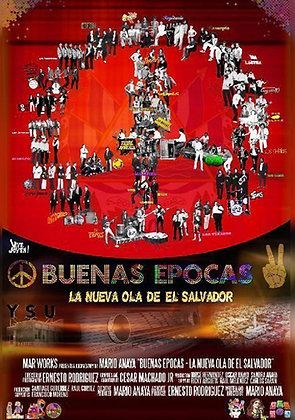 BUENAS EPOCAS OFICIAL POSTER