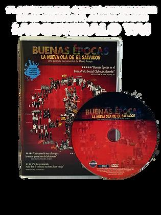 BUENAS EPOCAS DVD