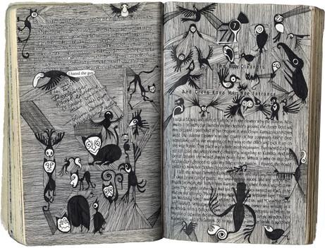 Cats 'n' Birds, pgs 80-81