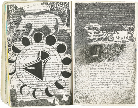 George Elliot's Mirror, pgs 30-31