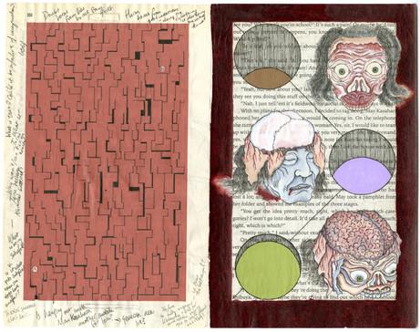 The Toupee Company, pgs 108-109