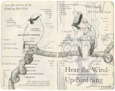 Hear the Wind-Up Bird Sing
