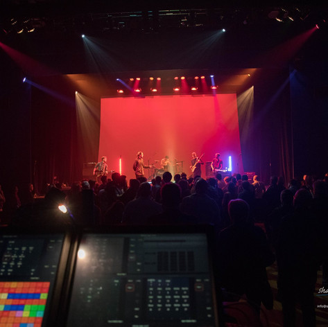 Live performance @ Corn Exchange, Newbury