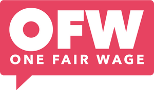 one fair wage logo