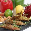Pudina Seekh Kabab