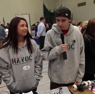 Havoc skateboard business run by YMHS students