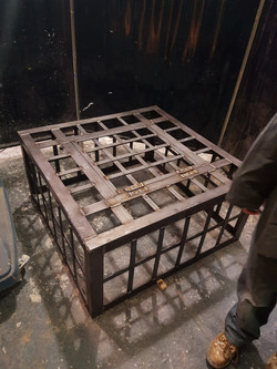 Welded Cage