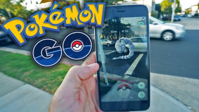 Evite capturar problemas ao usar o Pokémon Go no trabalho
