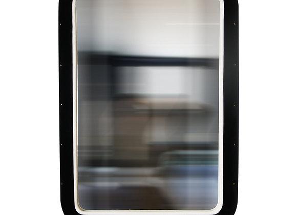 Miroir Shelby velours noir