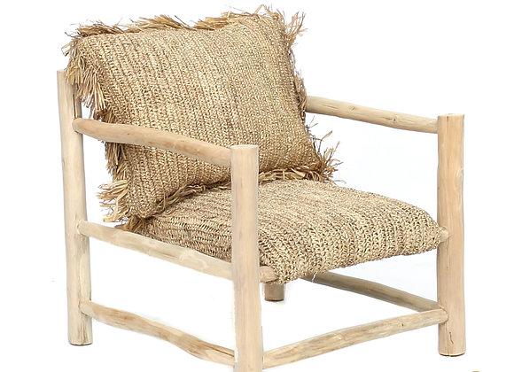 The Raffia One Seater