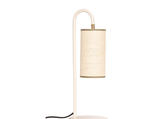 Lampe de Table TOKYO Blanc/écru