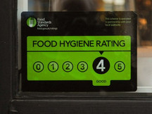 Our hygiene rating