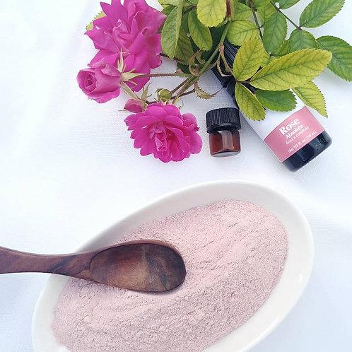 Rose Face Cleansing Powder