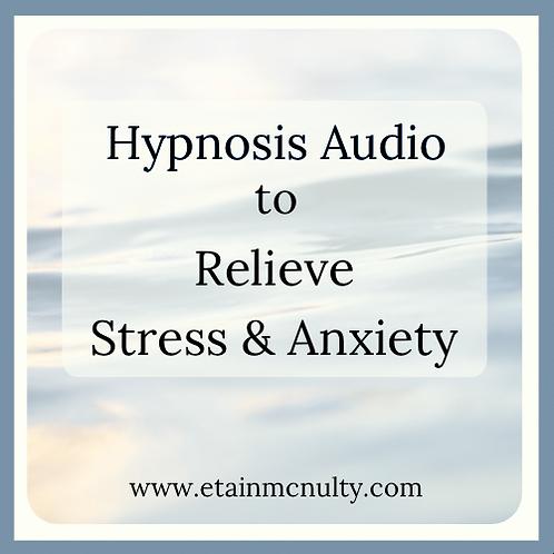 Relieve Stress & Anxiety