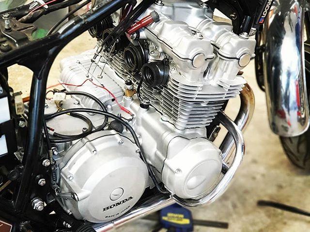 Honda CB750 Rebuild