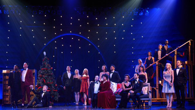 Broadway Holiday Spectacular