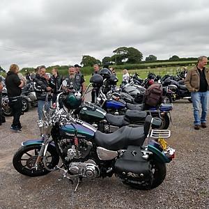 Tiverton bike show