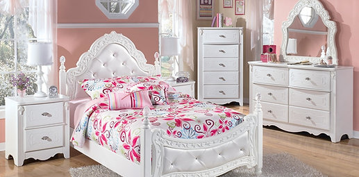 Ashley B188 Twin Bedroom Set