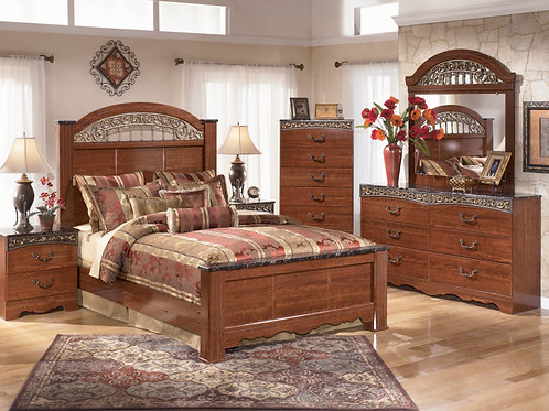 Ashley B105 Bedroom Set (SPECIAL ORDER ONLY)​