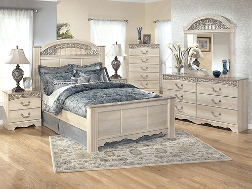 Ashley B196 Bedroom Set