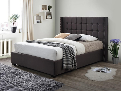 PRINCETON QUEEN ONLY PLATFORM BED