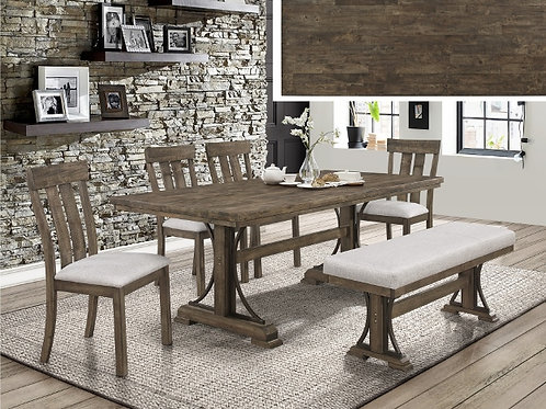 Quincy Dining Table Set