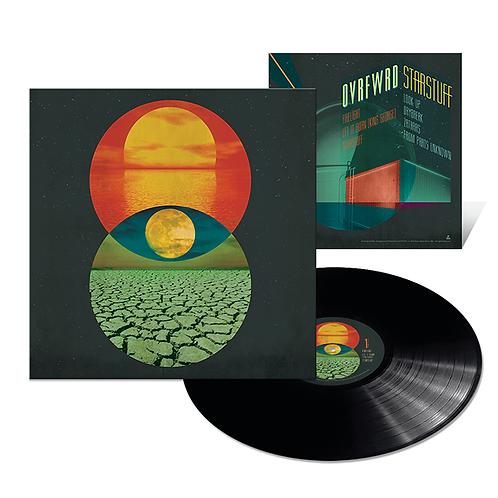 "STARSTUFF - 180 gram Black Vinyl 12""    Record"