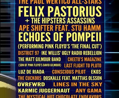 See OVRFWRD at PROGTOBERFEST V - Chicago's Premier Progressive Rock Festival - Tickets on sale now!